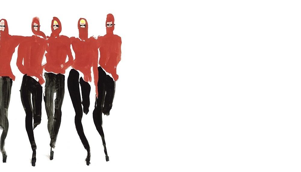 Exhibition 1980년대를 풍미했던 패션 일러스트레이터 토니 비라몬테스 Tony